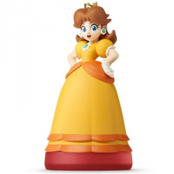 FIG AMIIBO DAISY (COLECCION SUPER SMASH BROS)