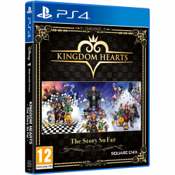 KINGDOM HEARTS THE STORY SO FAR-PS4