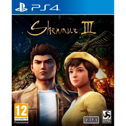 SHENMUE III-PS4