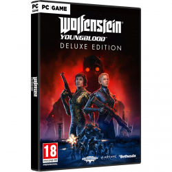 WOLGSTEIN YOUNGBLOOD DELUXE-PC