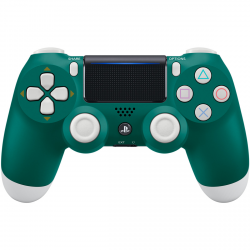 PS4 DUALSHOCK DS4 V.2 VERDE ALPINO