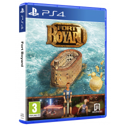 FORD BOYARD-PS4