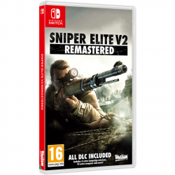 SNIPER ELITE V2:REMASTERED-SWITCH