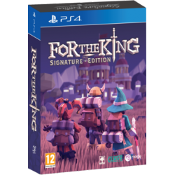 FOR THE KING SIGNATURE EDITION-PS4
