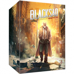 BLACKSAD: UNDER THE SKIN COLLECTOR EDITION-XBOX ONE
