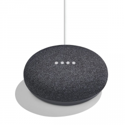 GOOGLE HOME MINI COLOR CARBON