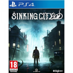 THE SINKING CITY-PS4