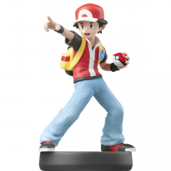 FIG AMIIBO ENTRENADOR POKEMON (COLECCION SUPER SMASH BROS)