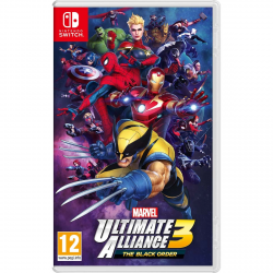 MARVEL ULTIMATE ALLIANCE 3-SWITCH