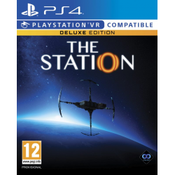 VR THE STATION-PS4