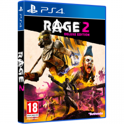 RAGE 2 DELUXE EDITION-PS4