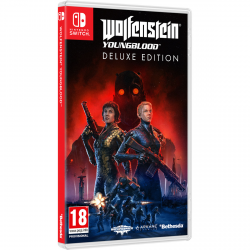 WOLFENSTEIN YOUNGBLOOD DELUXE-SWITCH