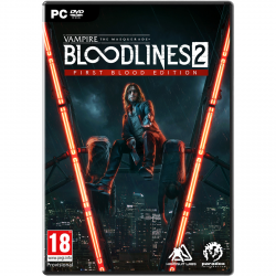 VAMPIRE THE MASQUERADE BLOODLINES 2 FIRST BLOOD EDIT-PC