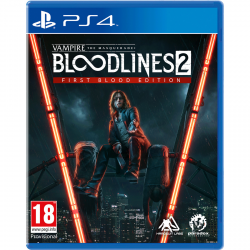 VAMPIRE THE MASQUERADE BLOODLINES 2 FIRST BLOOD EDIT-PS4