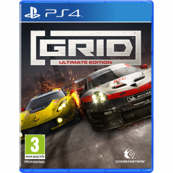 GRID ULTIMATE EDITION-PS4