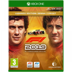 F1 2019 LEGENDS EDITION-XBOX ONE