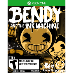 BENDY AND THE INK MACHINE-XBOX ONE