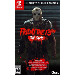 FRIDAY THE 13TH: THE GAME - ULTIMATE SLASHER EDITION-SWITCH