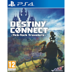 DESTINY CONNECT: TICK-TOCK TRAVELERS-PS4