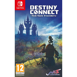 DESTINY CONNECT: TICK-TOCK TRAVELERS-SWITCH