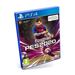 EFOOTBALL PES 2020-PS4