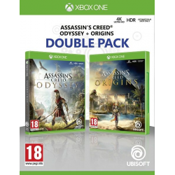 ASSASSINS CREED ODYSSEY+ASSASSINS CREED ORIGINS PACK-XBOX ONE