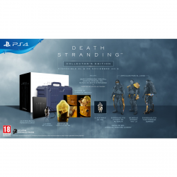 DEATH STRANDING COLLECTOR EDITION-PS4