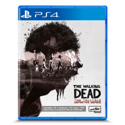 THE WALKING DEAD: THE TELLTALE DEFINITIVE SERIES-PS4