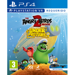 VR THE ANGRY BIRDS MOVIE 2: UNDER PRESSURE-PS4