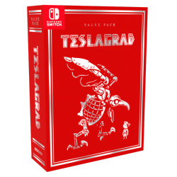 TESLAGRAD VALUE PACK-SWITCH