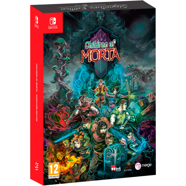 CHILDREN OF MORTA SIGNATURE EDITION-SWITCH
