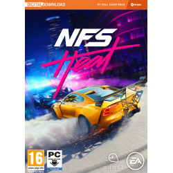 NEED FOR SPEED HEAT (CIAB)-PC