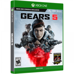 GEARS 5 STANDARD EDITION-XBOX ONE