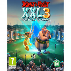 ASTERIX Y OBELIX XXL 3 - THE CRYSTAL MENHIR STANDARD EDITION-PC