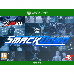 WWE 2K20 COLLECTOR EDITION-XBOX ONE