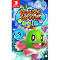 BUBBLE BOBBLE 4 FRIENDS-SWITCH