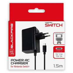 SWITCH AC ADAPTOR FOR NINTENDO SWITCH