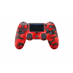 PS4 DUALSHOCK DS4 V.2 RED CAMOUFLAGE