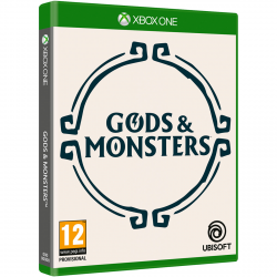 GODS & MONSTERS-XBOX ONE