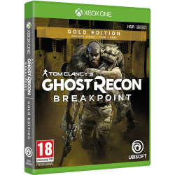 GHOST RECON BREAKPOINT GOLD EDITION-XBOX ONE