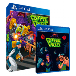 COFFEE CRISIS SPECIAL EDITION-PS4