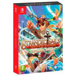 STRANDED SAILS SIGNATURE EDITION-SWITCH