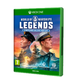 WORLD OF WARSHIPS: LEGENDS-XBOX ONE