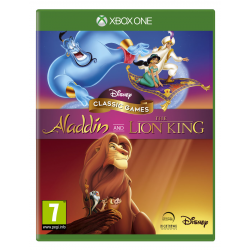 DISNEY CLASSIC GAMES: ALADDIN AND THE LION KING-XBOX ONE