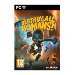 DESTROY ALL HUMANS!-PC