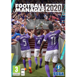 FOOTBALL MANAGER 2020 LIMITED ED-PC
