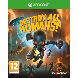 DESTROY ALL HUMANS!-XBOX ONE