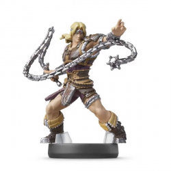 FIG AMIIBO SIMON BELMONT (COLECCION SUPER SMASH BROS)