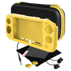 SWITCH KIT GAMER BLACKFIRE AMARILLO PARA NINTENDO SWITCH LITE
