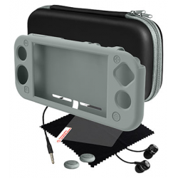 SWITCH KIT GAMER BLACKFIRE GRIS PARA NINTENDO SWITCH LITE